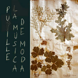 "Pupille – ""La música de moda"" (CD)"