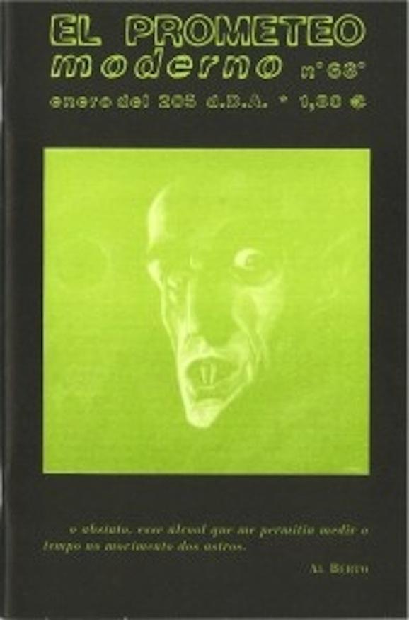 El Prometeo Moderno n° 68 (revista)