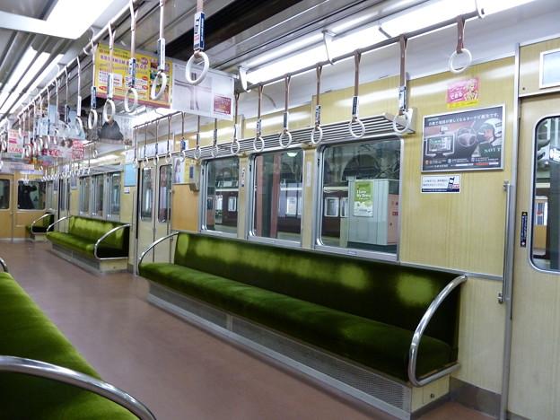El sueño imposible de todo madrugador: el tren vacío.